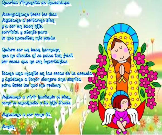 oracion para los niños