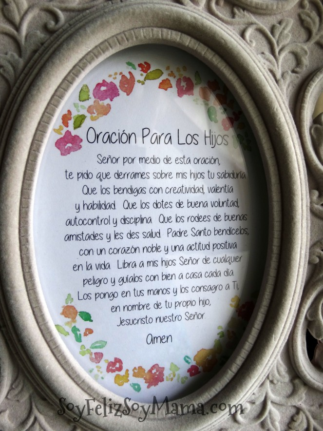 oracion 2